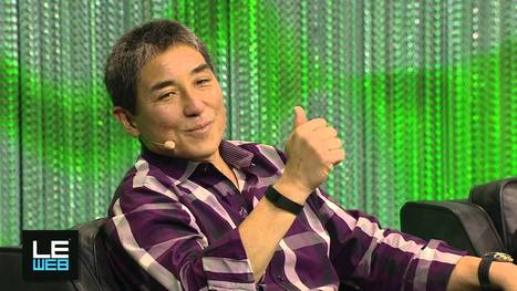 Guy Kawasaki, Investor business advisor & former Chief Evangelist at Apple and Loic Le Meur | ESocial | Scoop.it