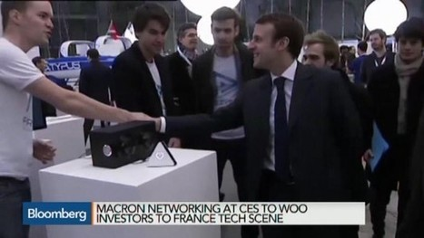 French Tech Start-Ups Push for Investor Funds at CES | cross pond high tech | Scoop.it