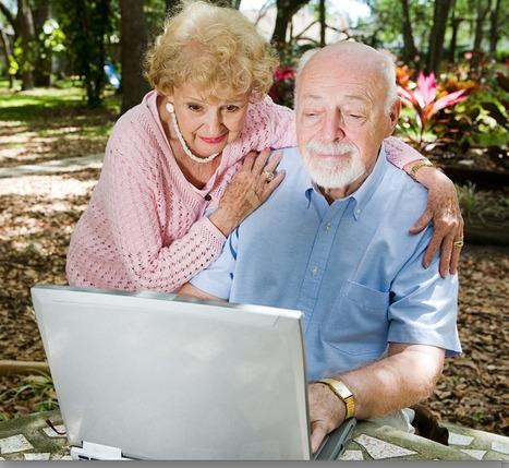 The Senior's Guide to Online Safety | digital divide information | Scoop.it