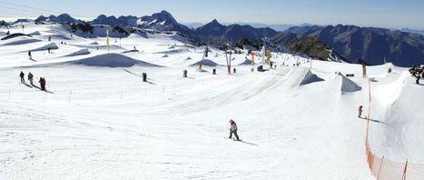 Où skier cet automne ? | Ecobiz tourisme - club euro alpin | Scoop.it