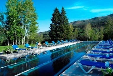 snowy aspen as Mariah carey christmas holiday destination | Cozy Resort | Scoop.it