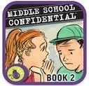 Electric Eggplant Does it Again, Second Middle School Confidential App a Must Have | PadGadget | iPads in Education | Scoop.it