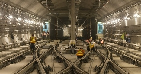 Alstom Wins Hong Kong Signaling Contract   Railroad Industry News and Information   EricJ 's Railway Topics   Scoop.it