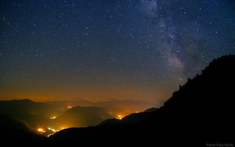 Vallée d'Aure | Vue de nuit au col d'Aspin le 30 août 2011 | Vallée d'Aure - Pyrénées | Scoop.it