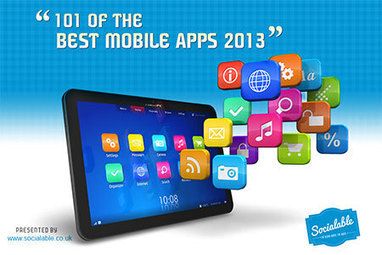 101 of the Best Mobile Apps for Business | Android | Scoop.it