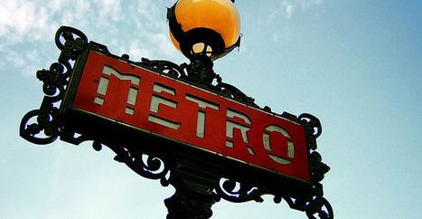 3G et 4G : les premières lignes du métro et du RER couvertes d'ici fin 2015 | Libertés Numériques | Scoop.it