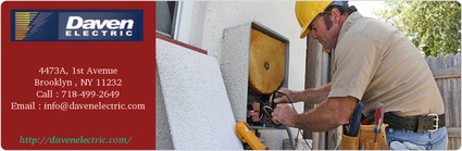 NYC Electric Commercial Contractor | Daven Electric Inc - A NYC Electrician | Scoop.it