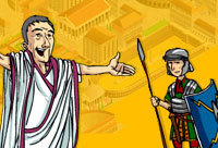 Cité romaine | Des jeux éducatifs | Scoop.it