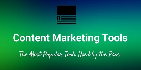 Best Content Marketing Tools for Efficient Marketers | Buffer | Search Engine Optimization | Scoop.it