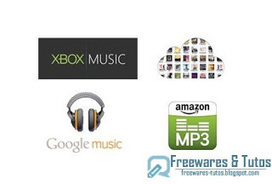 Le site du jour : quel service de cloud choisir pour écouter sa musique | Geeks | Scoop.it