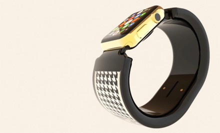 Bracelite e-paper jewellery brings personalised fashion to Apple Watch | UX-UI-Wearable-Tech for Enhanced Human | Scoop.it