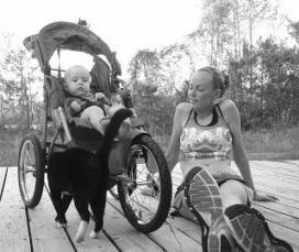 #VoliHero Heather Gannoe, Mom & Fitness Specialist: From Surfing & Burger Slinging to Motherhood & Marathons | Housewife Heroes | Scoop.it