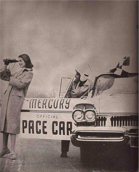 Automotive History: Indianapolis 500 Pace Cars (Part 3 1955-1959 ... | 1950's | Scoop.it