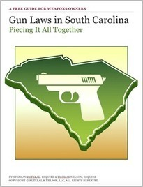 Free eBook on Gun Laws in South Carolina | DUI & Criminal Law | Scoop.it