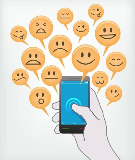 Women use emoticons more than men in text messaging :-) | Surviving Social Chaos | Scoop.it