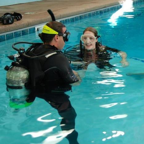 Missy Franklin to appear in a movie scuba diving to help disabled | Swim | Scoop.it