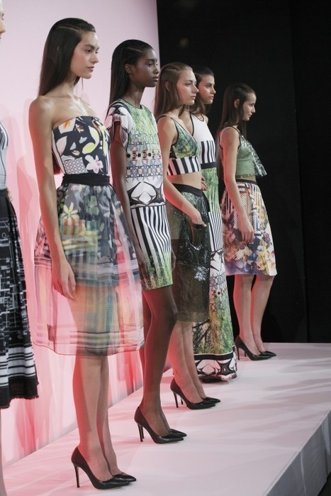 NY Fashion Week Fave: Clover Canyon SS 2014 Collection | Best of the Los Angeles Fashion | Scoop.it