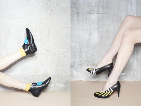 Ateliers Tersi x Matali Crasset - Mzelle-Fraise blog illustration | Ateliers Tersi : la chaussure d'art | Scoop.it