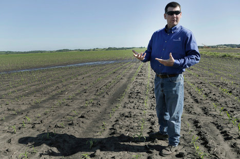 After Drought, Rains Plaguing Midwest Farms | Geographic and Sustainability Literacy | Scoop.it