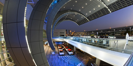World's Coolest Airports Prove Travel Really Is About The Journey | The Internal Consultant - Airlines & Aviation | Scoop.it