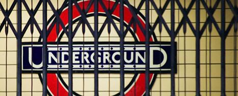 Les transports de Londres se transforment en gigantesque terrain de jeu | great buzzness | Scoop.it