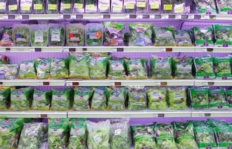 La face CACHÉE de la salade | Machines Pensantes | Scoop.it