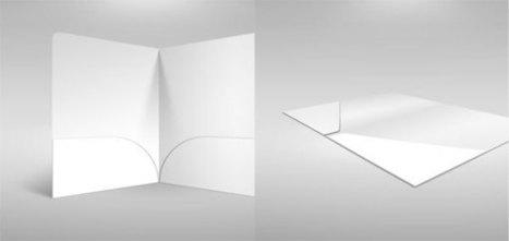 Freebie: Folder Mockup Templates | PSDFan | Art | Scoop.it