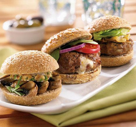 Tout savoir sur les Hamburgers | Restaurant | Scoop.it