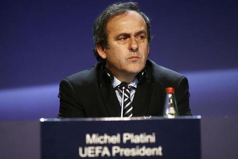 Selon M. Platini, le PSG risque de lourdes sanctions à l'aube de l'application du fair-play financier | Clubs de sport et Business, relation controversée ! | Scoop.it