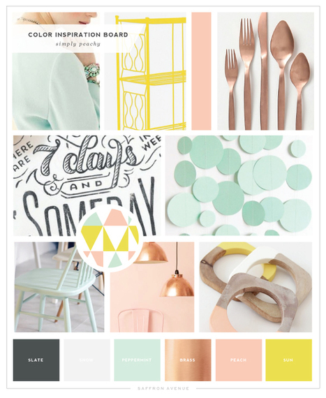 20 Inspiring Mood Boards to Design Your Own Logo | Artdictive Habits : Sustainable Lifestyle | Scoop.it