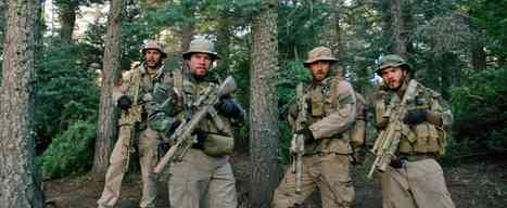 A SEAL Sniper Instructor's Review of The Movie Lone Survivor | SOFREP | Airsoft Showoffs | Scoop.it