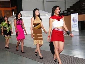 DIRECCION DE ESTUDIANTES: Desfile de Modas en el Santo Domingo de Guzmán | LA MODA | Scoop.it
