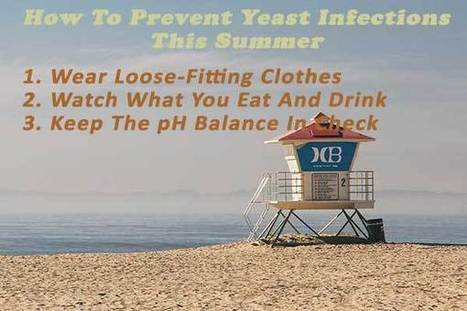 3 Simple Tips To Keep Yeast Infections At Bay This Summer | Health Wazzup | Scoop.it