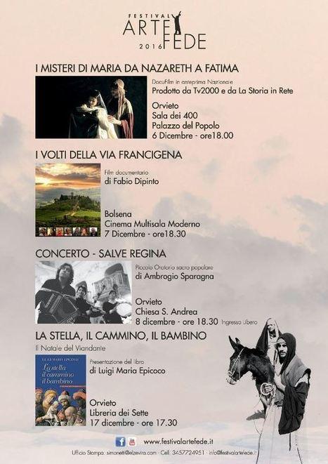 Al via il Festival Arte e Fede a Bolsena ed Orvieto | | Festival in Italia e all'Estero | Scoop.it