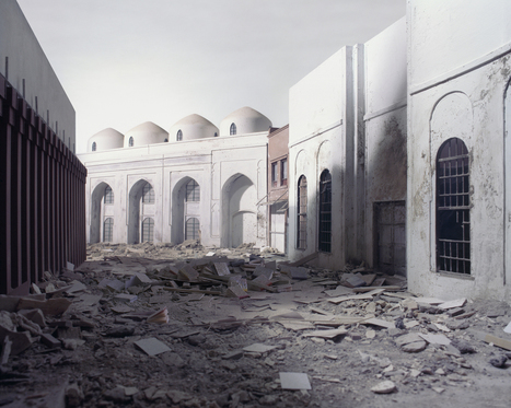 Help Rebuild the University of Baghdad's Destroyed Art Library, One Book at a Time   Teacher-Librarianship   Scoop.it