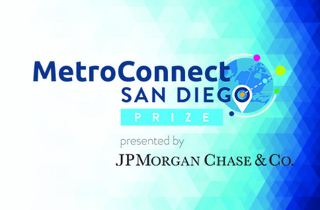 Introducing the MetroConnect Prize, powered by JPMorgan Chase | International Trade | Scoop.it