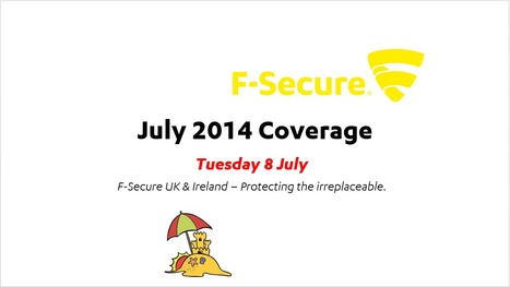 July Coverage (8th) | F-Secure Coverage (UK) | Scoop.it