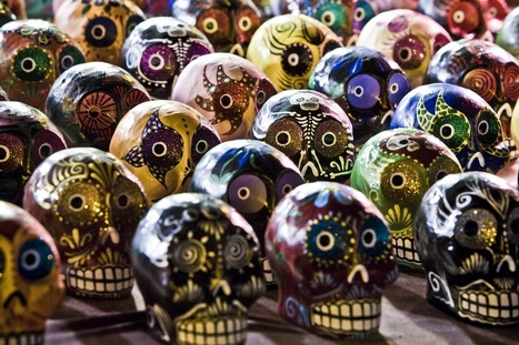 The Mexican Day of The Dead | Topical English Activities | Scoop.it