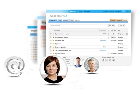 Organisemee : Task management Service | formation 2.0 | Scoop.it