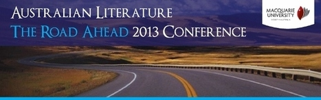 Australian Literature The Road Ahead 2013 Conference   Australia, Europe, and Africa   Scoop.it
