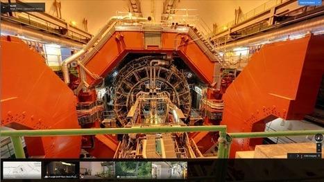Google Lat Long: Street View arrives at CERN | Wanderlust | Scoop.it