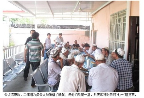 China launches ill-advised crackdown on Ramadan   World Regional Geography with Dr Jensen   Scoop.it