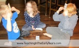 Salute: A Great Math Fact Card Game! - Teaching in the Early Years   California CCSS   Scoop.it