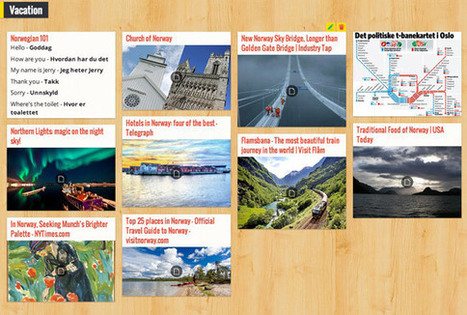 Partager des documents sur le web avec un mur collaboratif comme Padlet | Pédagogie 2.0 | Scoop.it