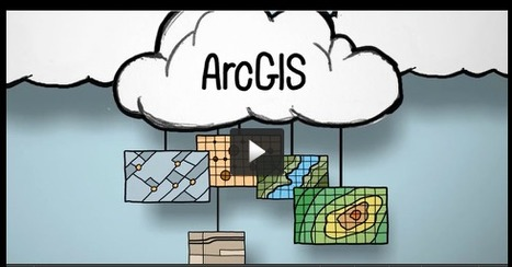 ArcGIS Overview | Esri Video | ArcGIS Geography | Scoop.it