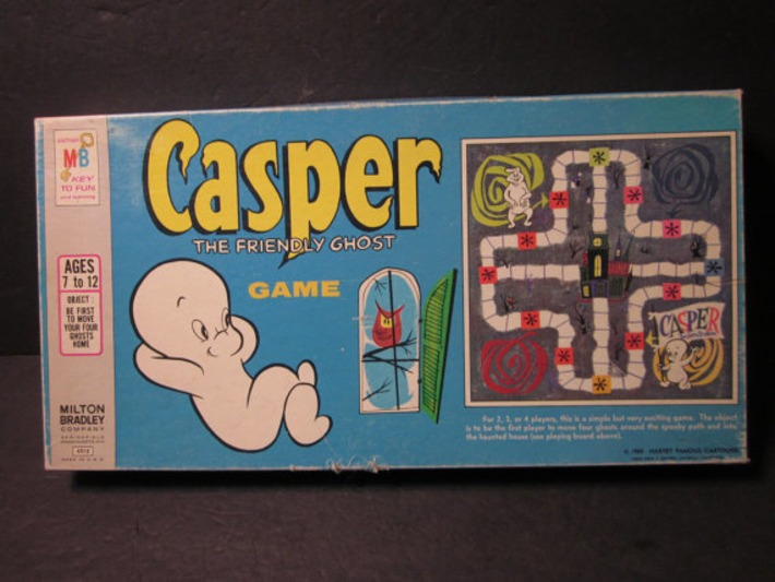 vintage 1959 milton bradley board game | Antiques & Vintage Collectibles | Scoop.it