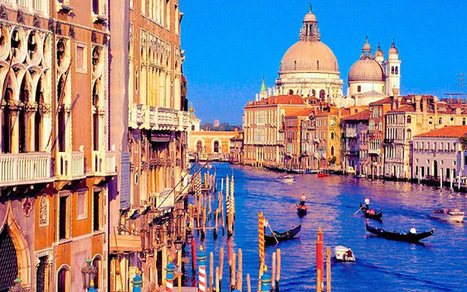 Venice – a City of Architectural Wonders ~ Enjoy Visiting World's Best Holiday Destinations | Tour and Travel | Scoop.it