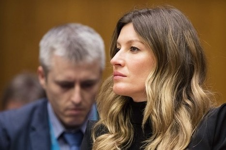 Gisele Campaigns Against Animal Trafficking | Fashion Law and Business | Scoop.it