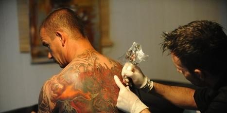 Les tatouages vont-ils perdre leurs couleurs ? | Toxique, soyons vigilant ! | Scoop.it
