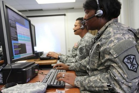 Command establishes enlisted pathways to become a cyber operations specialist - United States Army (press release)   Career Pathways   Scoop.it